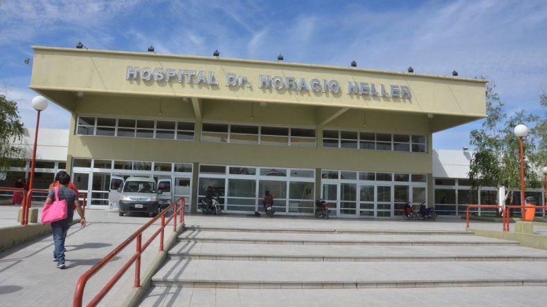 El ex funcionario y médico del Heller está más complicado