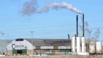La planta de Comarsa aún trabaja en su lugar, según un diputado.