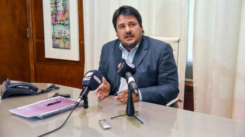 Gaido Quiroga Quiere Transformar La Municipalidad En Una