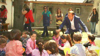 Gutiérrez inauguró dos salitas de jardín en San Martín de los Andes