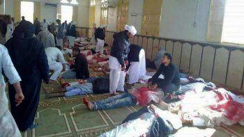 Este es el peor atentado en la historia moderna de Egipto.