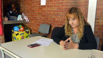 Marianella Salazar, directora del programa Familias Solidarias, dependiente del Ministerio de Salud y Desarrollo Social de la provincia.