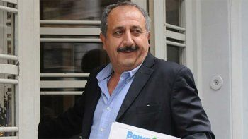 El vicepresidente de Independiente, Noray Nakis
