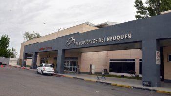 El aeropuerto Juan Domingo Perón mantiene un litigio de larga data con la Municipalidad de Neuquén.