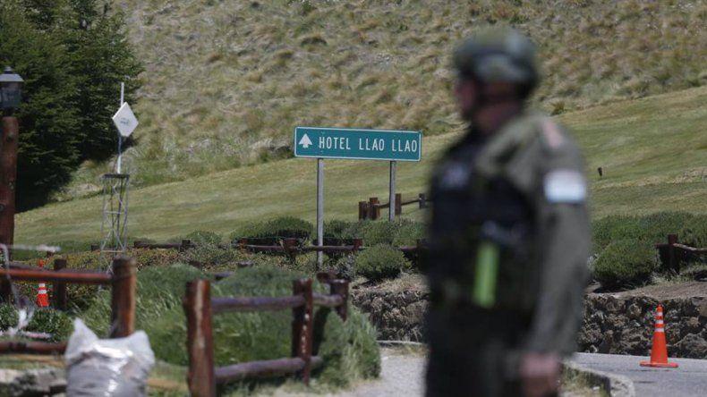 Indignación por el gendarme que se burla de la búsqueda del ARA San Juan