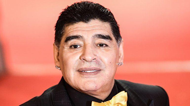 Confirman a Maradona como nuevo DT del Gran Pez de Sinaloa