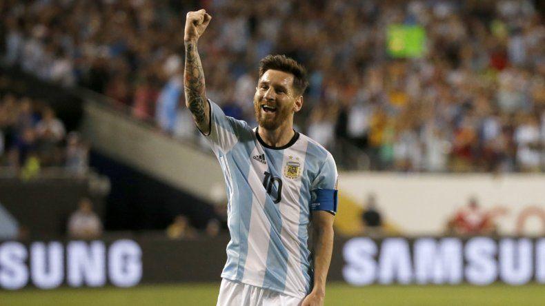Furor por Messi: se agotaron las entradas de Argentina-Islandia
