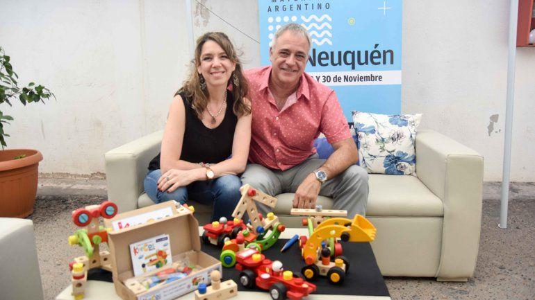Mariano y Analía son los creadores de Krecos