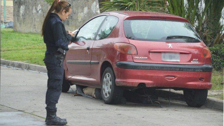 Un militar atropelló a un joven y lo arrastró durante 12 cuadras