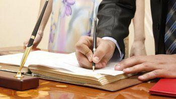 Los registros civiles son testigos de uniones más que de casamientos.