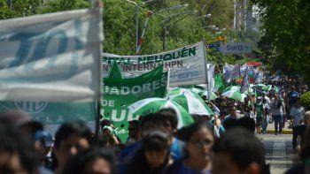 gutierrez: el accionar de ate es un atentado sanitario