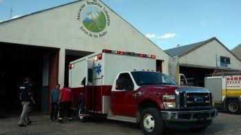 Bomberos Voluntarios sumaron un nuevo vehículo de rescate