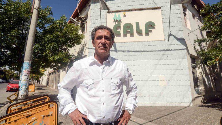Carlos Ciapponi encabezó la lista ganadora en las elecciones de CALF.
