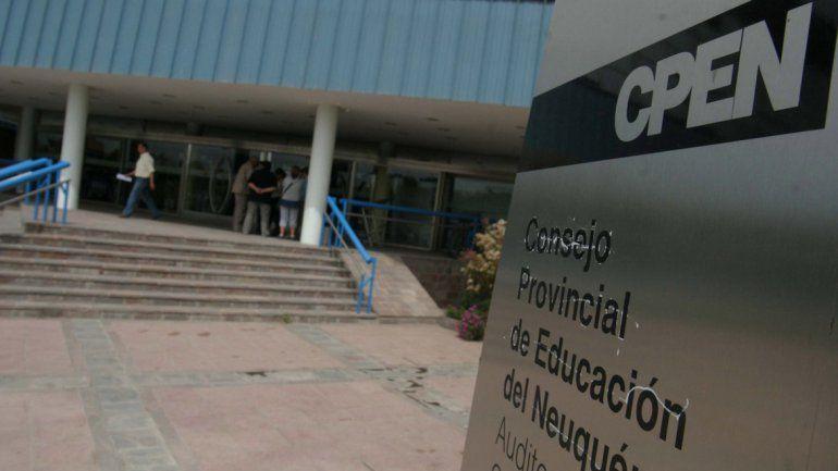 El Consejo Provincial de Educación.