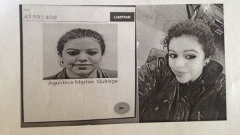 Buscan a una joven mamá de 18 años desaparecida