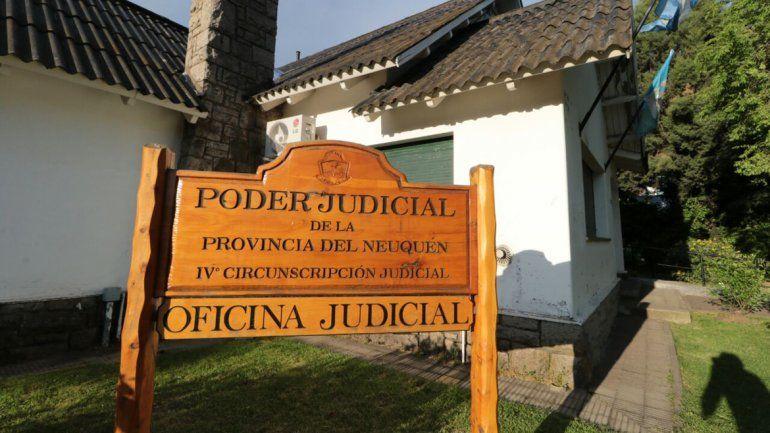 El hecho fue denunciado en la Comisaría 43 de San Martín de los Andes.