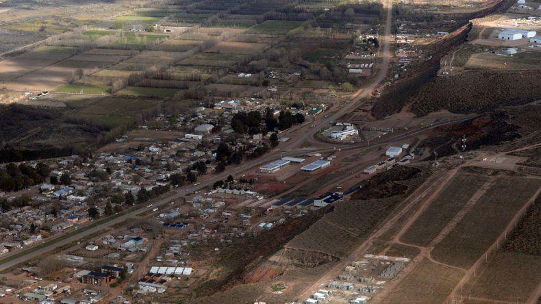 La construcción de viviendas en Añelo fue anunciada por el secretario general del sindicato