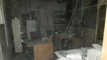 Se quemaron los servidores y no hay inscripción online