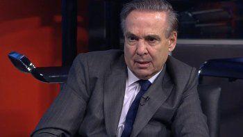 Pichetto volvió a rechazar un posible desafuero a CFK