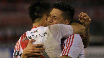 Enzo Pérez va por su primer título en River, mientras que la Pulga Rodríguez quiere hacer historia en Atlético.
