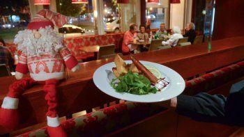 Los restaurantes ya compiten por las reservas del servicio navideño.