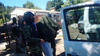 El allanamiento se realizó en una vivienda del barrio El Arenal.