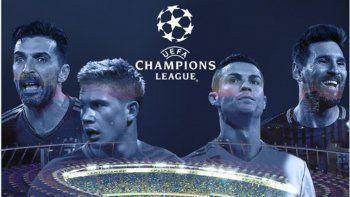 los argentinos podran ver la champions por facebook