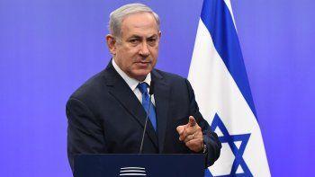 La base para la paz es reconocer la realidad, dijo el ministro israelí.