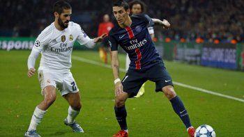 El Real Madrid y el PSG, dos de loscandidatos, cara a cara en 8avos.
