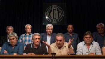 La CGT anunció un paro si sale la reform jubilatoria