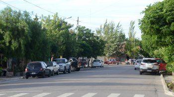 En calle Nicolás Palacios al 200 cometieron el primer hecho y luego irrumpieron en una casa del barrio Canal V.