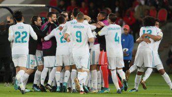 de la mano de cr7, real madrid es campeon del mundial de clubes
