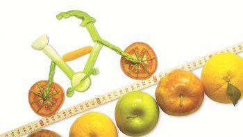 Hacer ejercicio desde muy joven y alimentarse sano es fundamental.