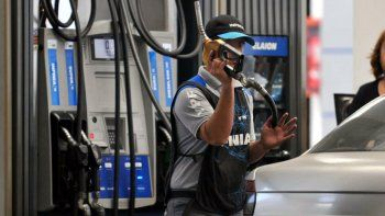 El negocio se hacía con nafta que no iba a vehículos oficiales.