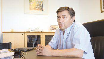 El secretario general de UPCN Neuquén, Luis Querci,