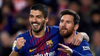 Messi no pudo anotar pero Barcelona goleó a La Coruña