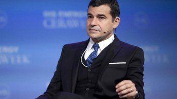 Miguel Galuccio. El ex CEO de YPF fundó la petrolera Vista Oil & Gas.