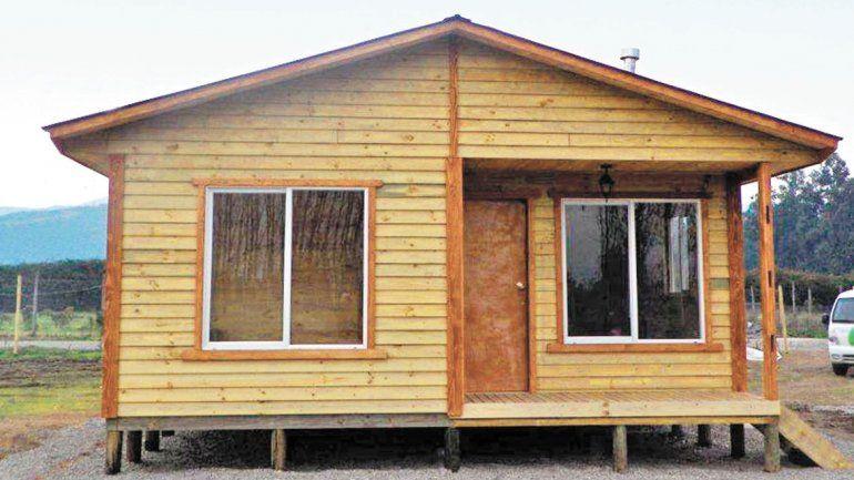 Acusan a una joven por estafar con una casa prefabricada justicia estafa - Como construir una casa prefabricada ...