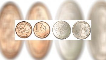 Mirá las monedas que estarán en nuestros bolsillos