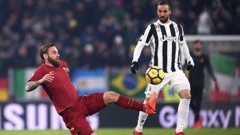 Javentus ganó sufriendo y el Inter perdió: Icardi malogró un penal