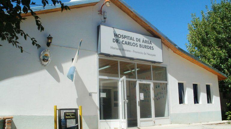 Denuncian crítica situación en el hospital de Mariano Moreno