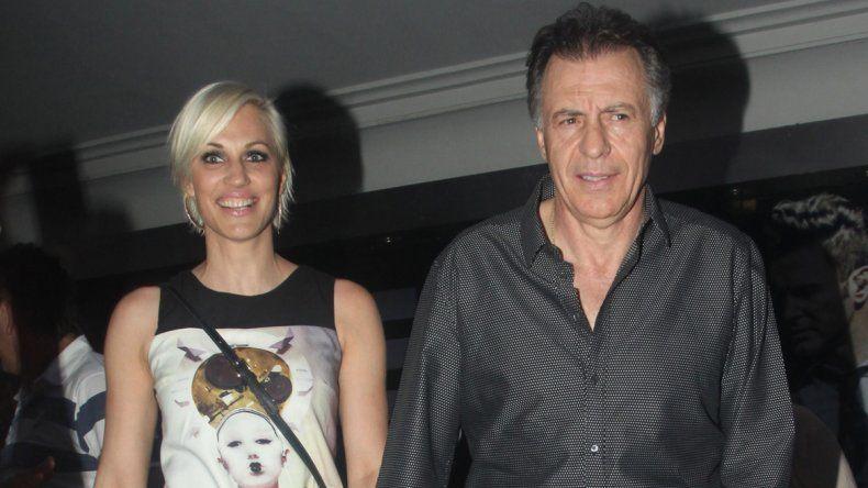 La pareja hizo público su romance a fines del 2014