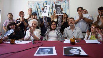 La nieta recuperada 127 nació en la ex ESMA