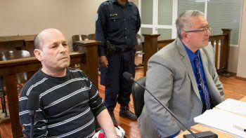 Daniel Bulacio, de 58 años, fue bautizado por los otros presos del penal el monstruo de Villa Balnearia.