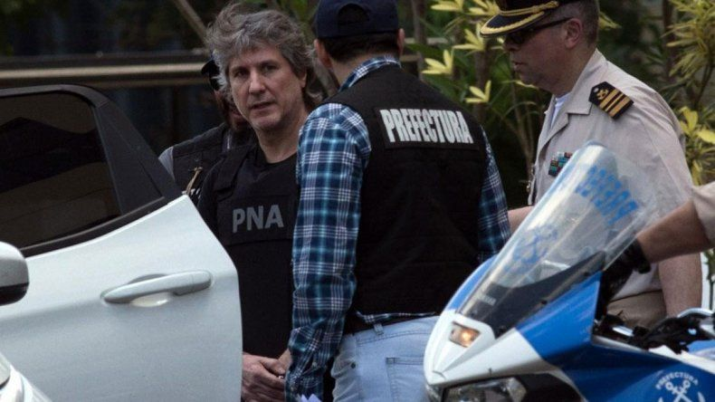 Boudou queda en libertad: la Justicia le otorgó la excarcelación