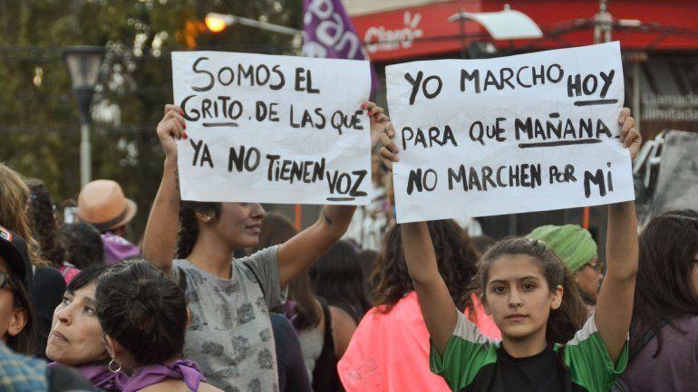 Los cinco femicidios que conmocionaron a Neuquén en 2017
