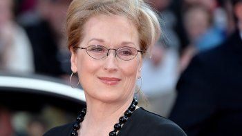 Una de las impulsoras del proyecto es la reconocida actriz Meryl Streep.