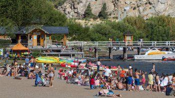 los turistas dejaron $ 405 m en la primera quincena