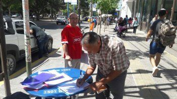 Quieren juntar un millón de firmas contra la reforma previsional