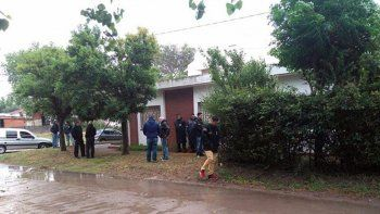 La anciana fue encontrada en su casa maniatada y boca abajo.